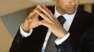 erkeklerin vücut dili